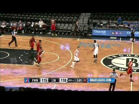 Highlights: RJ Hunter III (22 points)  vs. the Mad Ants, 1/10/2017