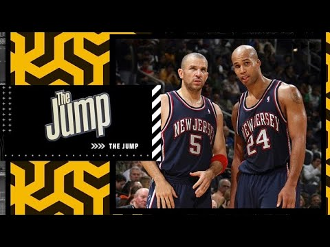 'What Were You Thinking?': Jason Kidd and Richard Jefferson Edition   The Jump