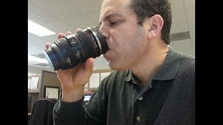 Camera Lens Thermos Travel Mug Review