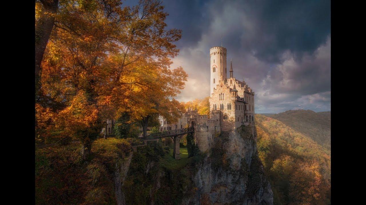 фото сказочных замков
