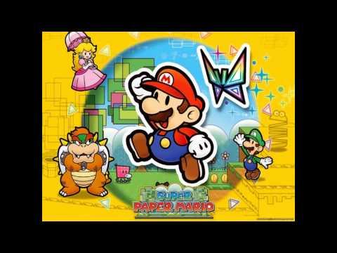 Super Paper Mario Music - Castle Bleck