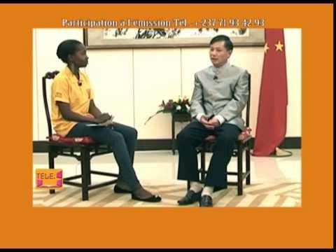 Tele J  36 Enseignement de la langue Chinoise au Cameroun