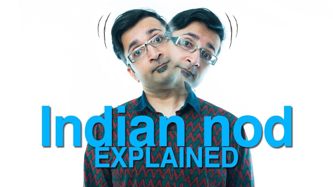 Indian Nod Explained Youtube