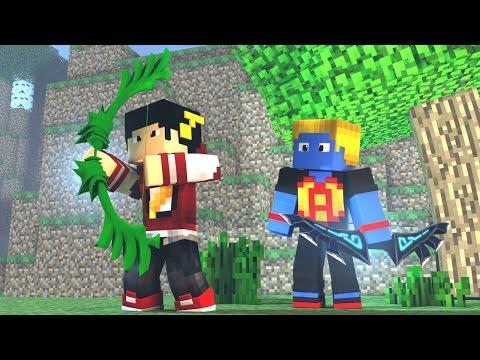 Minecraft Mods: ESCADONA - Arco de Todos PODERES ‹ AM3NIC ›