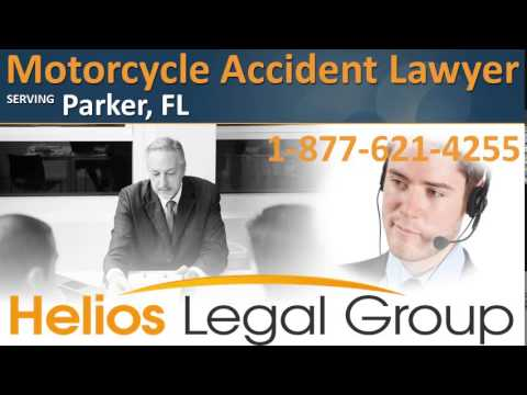 Parker Motorcycle Accident Lawyer & Attorney - Florida