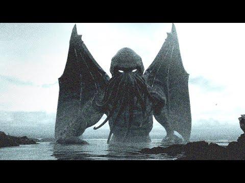 Кто такой бог Ктулху (5 фото + видео)