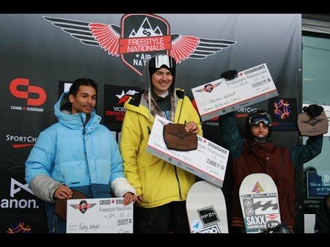 Chasing Limits - 2017 Air Nation Snowboarding 'Halfpipe' Calgary