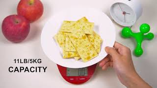 Nutri Fit Kitchen Food Scale