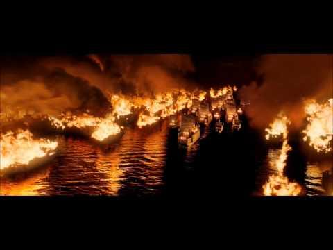 Trailer - Acantilado rojo HD  audio en español