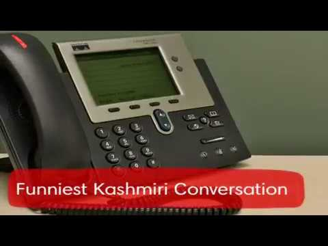CHAI KERTHEI | MARCH 2018 | KASHMIRI PHONE CALL 😂😂😂