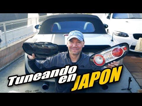 OTRA MODIFICACION al MAZDA MIATA | TUNEANDO en JAPON
