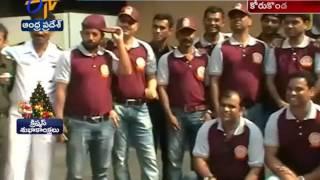 Sainik School of Korukonda Old Students Get Together Held in Vizianagaram