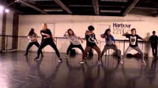 "Ariana Grande ft. Mac Miller ""The Way""   Kennon Choreography"
