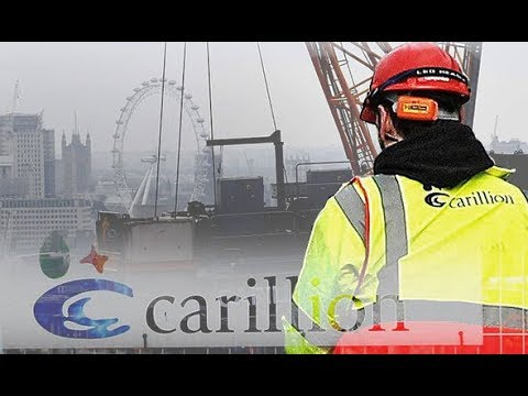 Carillion liquidation UK jobs at risk as May refuses to use taxpayer cash to save firm