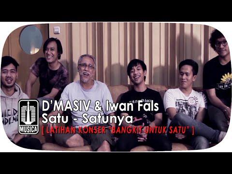 [Latihan Persiapan Konser] D'MASIV & Iwan Fals -