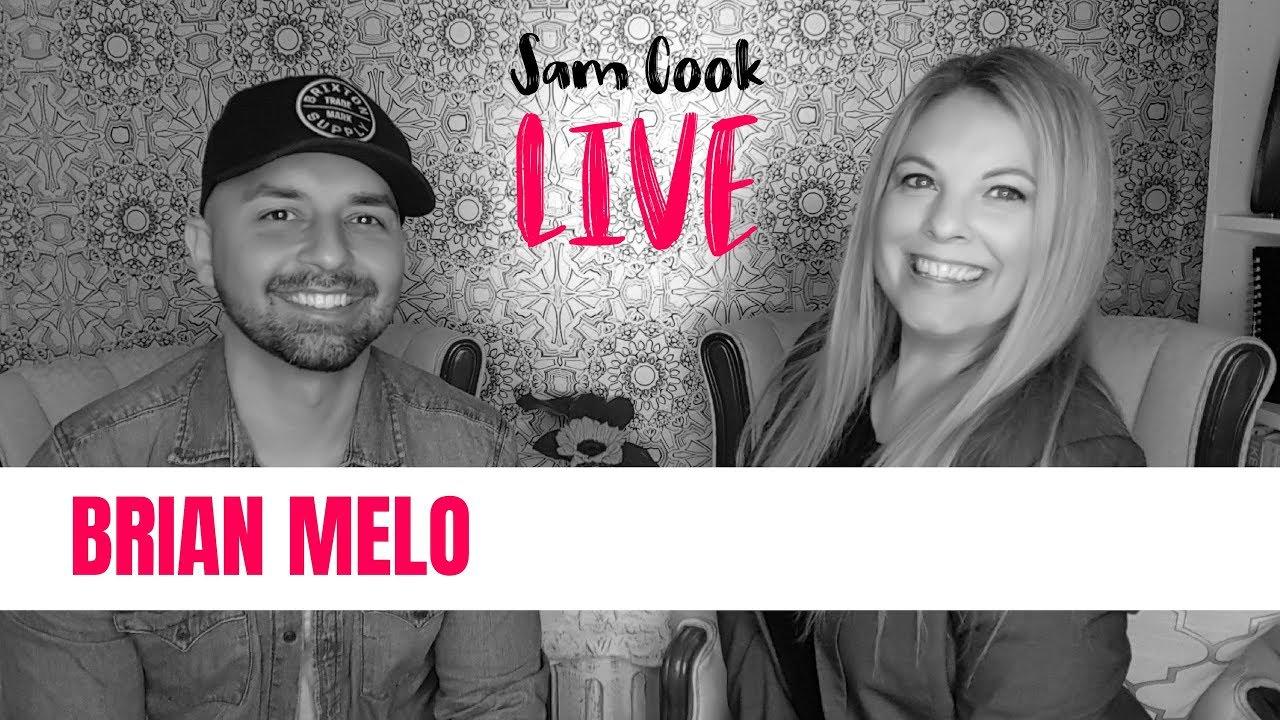 Brian Melo - Sam Cook LIVE - Episode #10