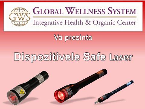 Safe Laser - Lasere sigure pentru medicină