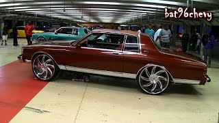 "1987 Caprice Classic ""ZL1 Landau"" on 26"" Forgiatos; ZL1 Motor - 1080p HD"