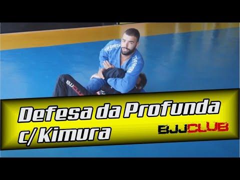 🆕 Defesa de Meia Guarda Profunda atacando a kimura  🏼 👉 Jiu Jitsu - BJJCLUB
