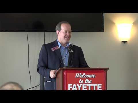 Fayette County GOP Breakfast with Josh Bonner and Buzz Brockaway