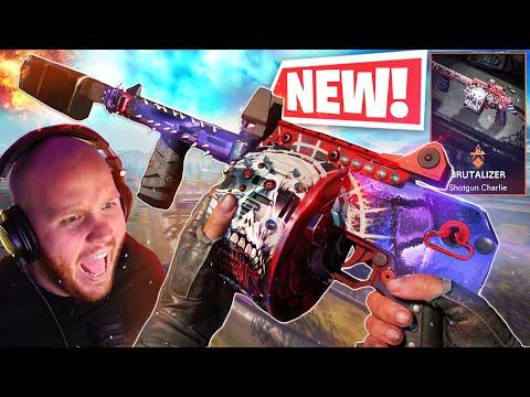 NEW STREETSWEEPER SHOTGUN! GUN REVIEW! Ft. CouRageJD & Cloakzy