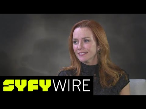Timeless' Annie Wersching (Emma Whitmore) Previews Season 2 | SYFY WIRE