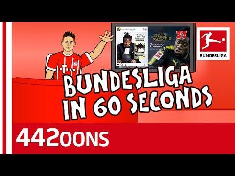 Fortnite Dances, Batsman & More - The Bundesliga's Stars Week In 60 Seconds - Powered by 442oons