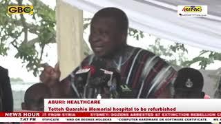 Eastern Region: New Health Facilities