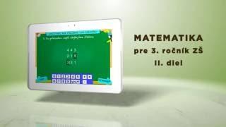 LIttleLane - Matematika 3 ročník II. diel
