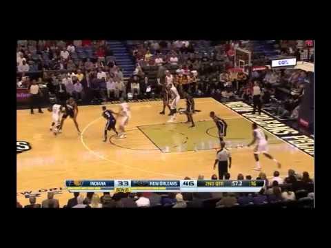 NBA CIRCLE - Indiana Pacers Vs New Orleans Pelicans Highlights 30 October 2013 www.nbacircle.com