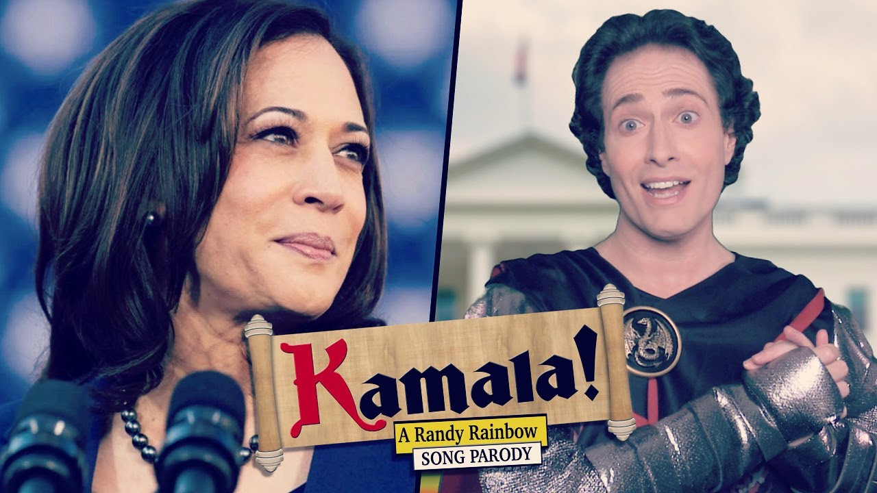 KAMALA! - A Randy Rainbow Song Parody