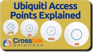 Download lagu Ubiquiti Access Points Explained MP3