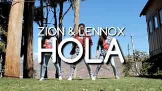Hola - Zion & Lennox | Giovanni Cazorla (Coreografía)
