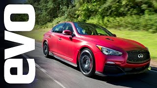 Infiniti Q50 Eau Rouge - the