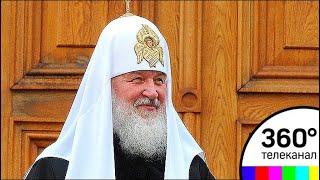 Патриарх Московский и Всея Руси Кирилл проголосовал в филиале МГИМО