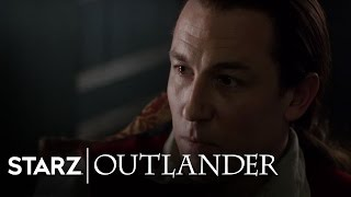 Outlander | Black Jack Randall - The Story Continues | STARZ