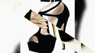 chaussures talons de femme 2018