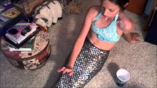 Secret Life of The 2 Mermaids Season 1 Episode 1: The Beginning of The Tails