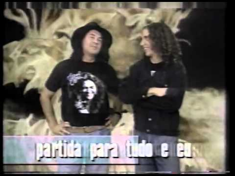 Ian Gillan on Brazilian TV  Fúria Metal May 1992