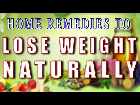 Home Remedies to Lose Weight Naturally II प्राकृतिक रूप से घरेलू नुस्खों द्वारा वज़न घटाएं II from YouTube · Duration:  2 minutes 10 seconds