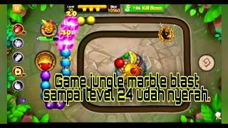Game Jungle Marble Blast sejam main, cuma sampai level 24 nyerah screenshot 5