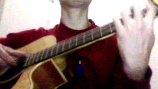 Khúc hát mừng sinh nhật - Guitar acoustic (Huy Đức)