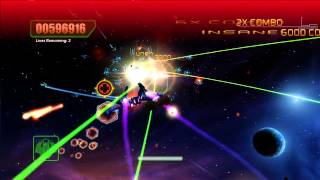 Aces of the Galaxy Gameplay  —  XBox 360 {60 FPS}