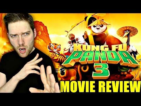 Kung Fu Panda 3 - Movie Review