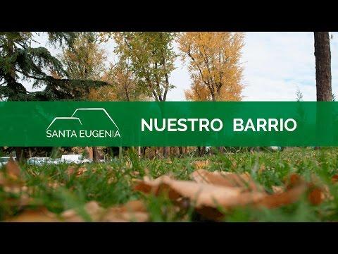 Santa Eugenia,  el barrio verde de Madrid