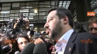 SALVINI NEL NUOVO SOGGETTO POLITICO AVANTI I GIOVANI 19 Dicembre 2014