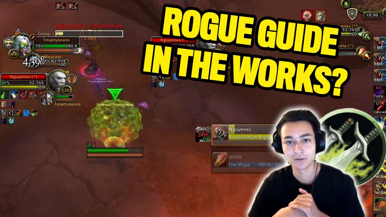 PIKA TALKS ABOUT POSSIBLE ROGUE GUIDE, JELLY WITH STYLISH FINISHES! | The Move