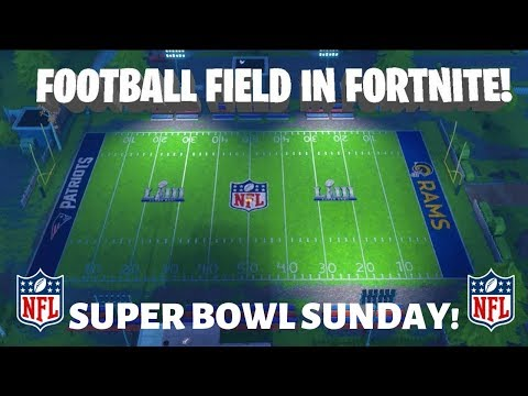 Download 🔴 Fortnite News: *NEW* NFL Rumble! SUPER BOWL LIII HYPE!  // Fortnite Battle Royale LIVE