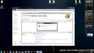 How to resign a PS3 Gamesave with Bruteforce Save Data