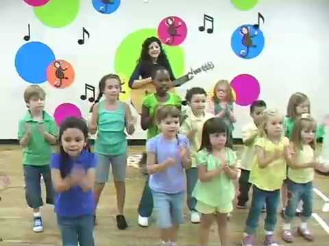 Music and Movement Songs for Children: